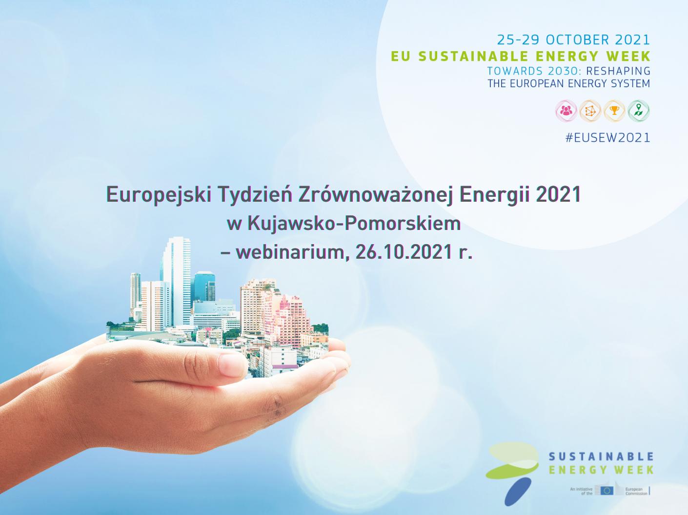 europejski tydzień zrównoważonej energii