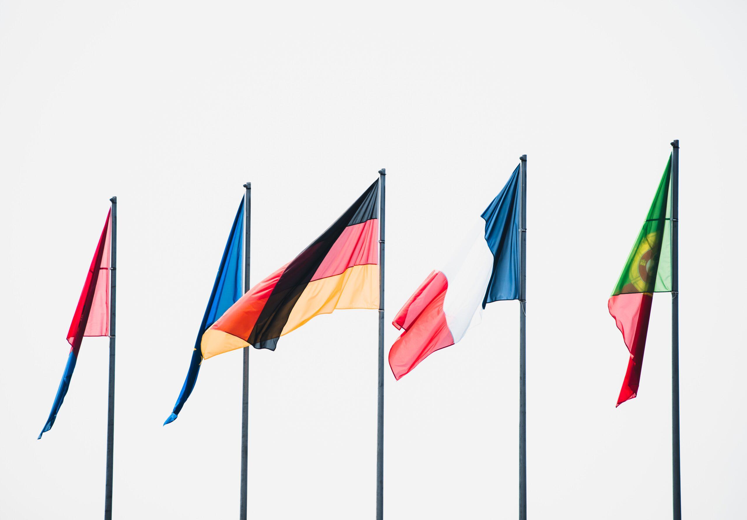 flagi krajow europejskich